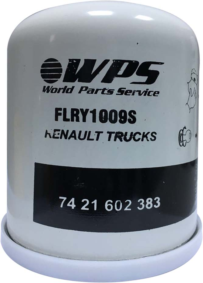 Renault DXI 460, DCI 460, Volvo FE Series || WPS Word Parts Service