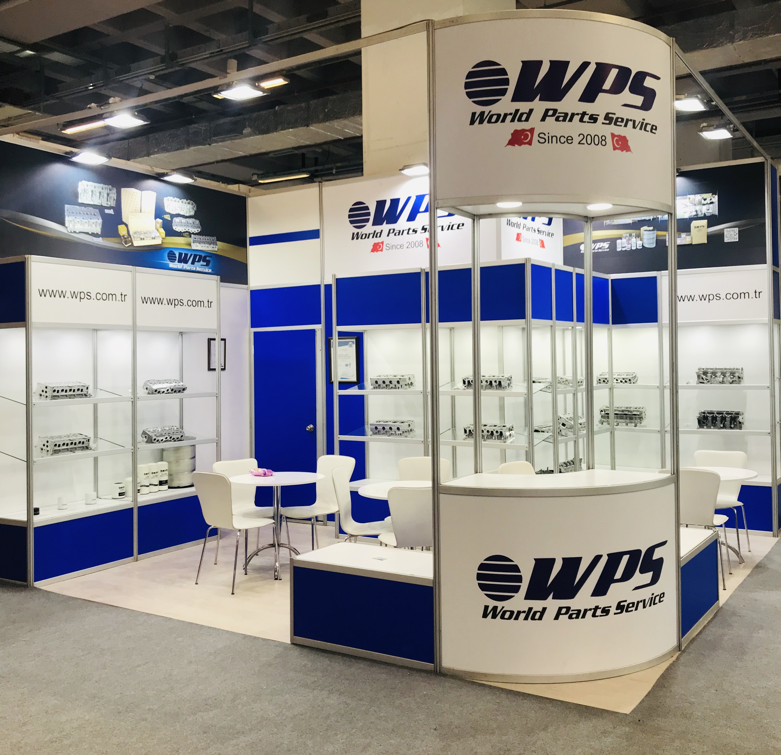 AUTOMECHANİKA İSTANBUL 2019 || WPS Word Parts Service