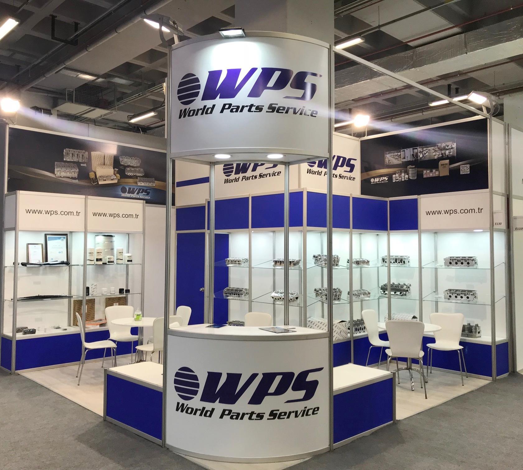 AUTOMECHANİKA İSTANBUL 2018 || WPS Word Parts Service