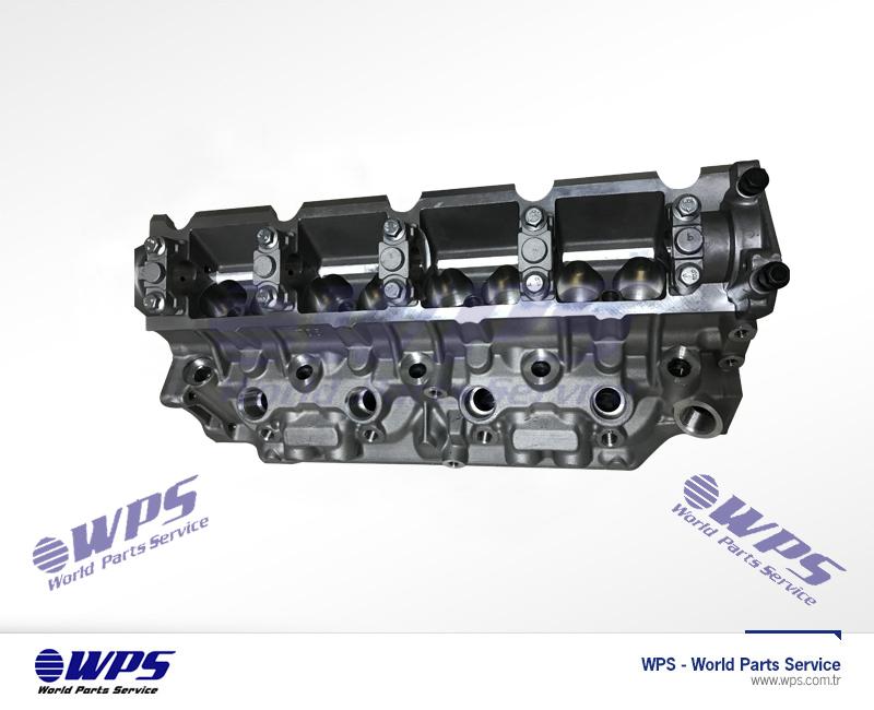 Renault Express F8Q 1.9D. Yan Buji E. M. || WPS Word Parts Service