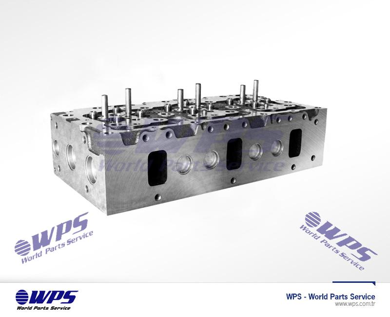 DAF Silindir Kapağı Euro2, Euro3 2002-2008 || WPS Word Parts Service
